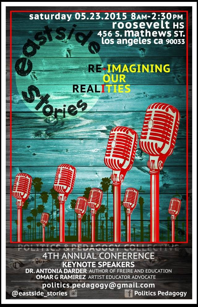 Eastside Stories: Re-imagining our Realities